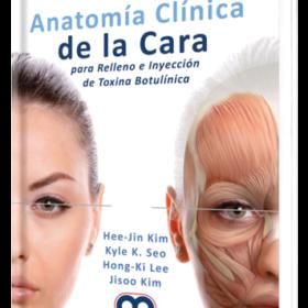 Anatomía clínica de la cara para relleno e inyección de toxina botulínica