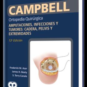 CAMPBELL Ortopedia Quirúrgica / 9 Tomos