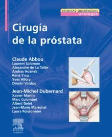 Cirugia de la Prostata