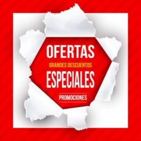 . ¡¡PROMOCIONES ESPECIALES!!