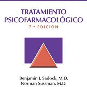 Kaplan & Sadock. Manual de bolsillo de tratamiento psicofarmacológico