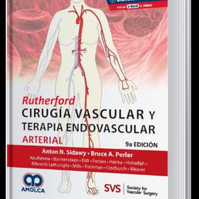 Rutherford. Cirugía vascular y terapia endovascular. Arterial y Venoso / 2 Tomos