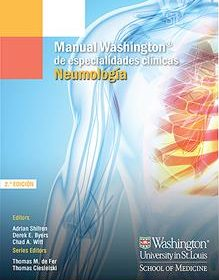 Manual Washington de especialidades clínicas. Neumología