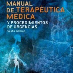 Manual De Terapéutica Medica y Procedimientos de Urgencias