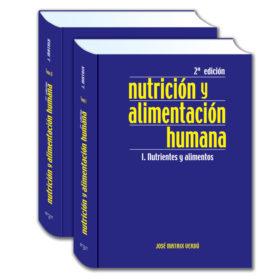 Nutrición y alimentación humana / 2 Vols