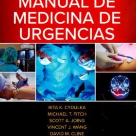 MANUAL DE MEDICINA DE URGENCIAS.. AUTOR TINTINALLI 8VA EDICION