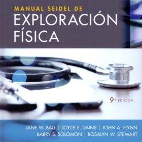 Manual Seidel de exploración física 9na Ed.