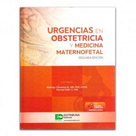 Urgencias en Obstetricia y Medicina Maternofetal 2da Ed.