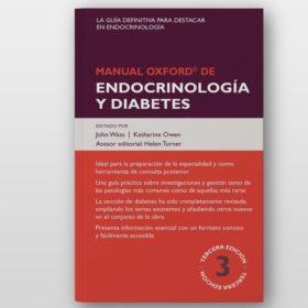 Manual Oxford de Endocrinologia y Diabetes 3era Ed.