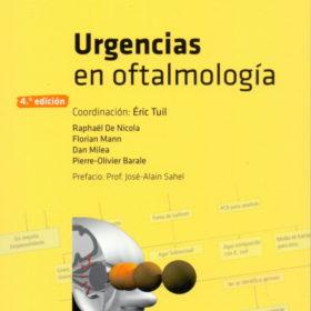 Urgencias en Oftalmología 4ta Ed.