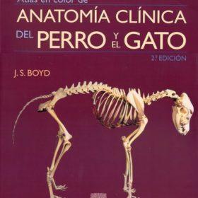 Boyd – Atlas en Color de Anatomia Clinica del Perro y el Gato