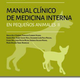 Manual Clinico de Medicina Interna en Pequeños Animales volumen ll